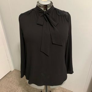 Target Bow Blouse